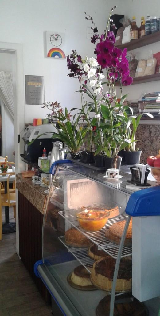 Exposição no Restaurante Saúde Brasil