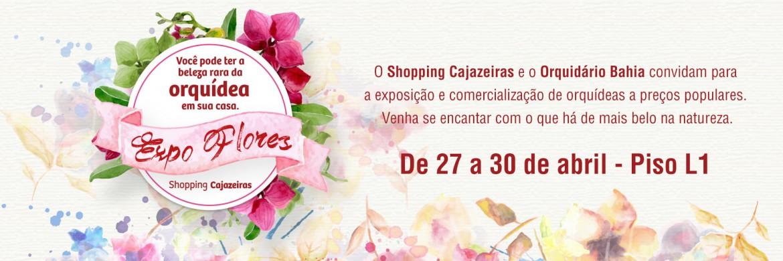 Expo Flores Shopping Cajazeiras